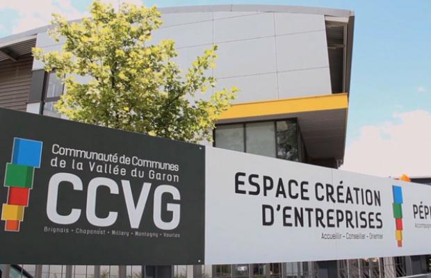 Pépinière d'entreprises de la Vallée du Garon